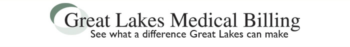 Logo Great Lakes Medical Billing